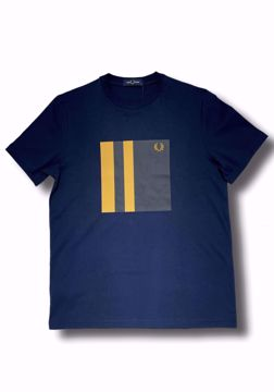 Billede af Fred Perry Tipped Graphic T-shirt