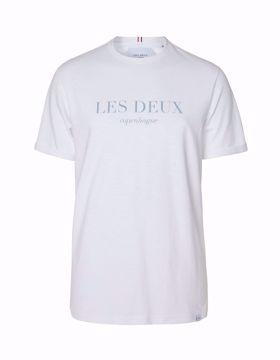 Billede af Les Deux Amalfi T-shirt Hvid