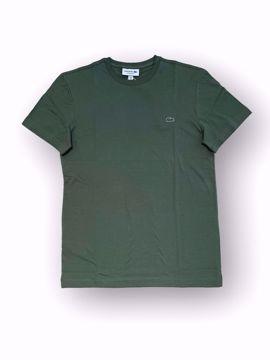 Billede af Lacoste Classic Logo T-shirt Grøn